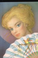 LOT211.....20 CPSM ILLUSTRATIONS FEMMES ...superbe - Postcards
