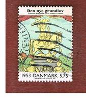DANIMARCA (DENMARK)  -   SG 1213   -  2000  THE 20^ CENTURY: CARICATURE   - USED ° - Usati
