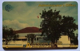 43CASA  Administrator's Office  10 Pounds - Ascension