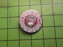 718b Pin's Pins / Beau Et Rare / THEME ANIAMUX : PANTHERE NOIRE BLACK PANTHER - Animals
