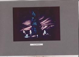 7 PHOTOS SUR 4  CARTONS SEMI SOUPLES, ACTEURS JOUANT LA WALKYRIE,  ,   , THATRE DES ARTS A ROUEN En 1967 - Photographs