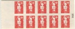 FRANCIA - Marianna Del Bicentenario TVP Rosso - Booklets