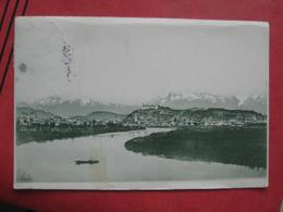 Ljubljana / Laibach - Panorama 1912 - Slowenien