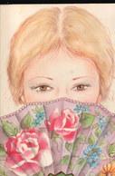 LOT212.....20 CPSM ILLUSTRATIONS FEMMES ...superbe - Postcards