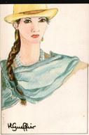 LOT213.....20 CPSM ILLUSTRATIONS FEMMES ...superbe - Postcards