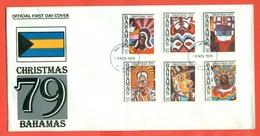 NATALE - BAHAMAS- FDC - 1979 - Bahamas (1973-...)