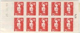 FRANCIA - Marianna Del Bicentenario D Rosso - Carnets