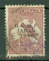 Australia - BCOF: 1946/47   Pictorial 'B.C.O.F. Japan 1946' OVPT  SG J6   2/-     Used - Japan (BCOF)