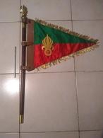 Fanion Section De Recrutement De La Légion étrangère - Patches