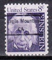 USA Precancel Vorausentwertung Preo, Locals California, Eagle Mountain 848 - Vorausentwertungen