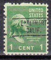 USA Precancel Vorausentwertung Preo, Locals California, Earlimart 748 - Vorausentwertungen