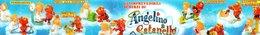 Cartina Istruzioni Kinder 'Angelino E Satanello' (Fronte E Retro) - Notices