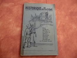 Historique Du 1er R.I De Cambrai En 1914 1918 - 1914-18