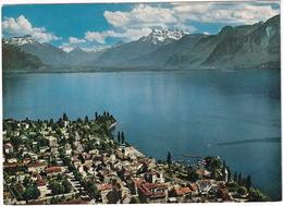 En Avion Au-dessus De... La Tour De Peliz -  (Suisse/Schweiz) - VD Vaud