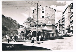 AND-66   LA VELLA : Avinguda Meritxell - Andorre