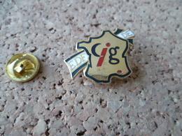 PIN'S    EDF DE CG - EDF GDF