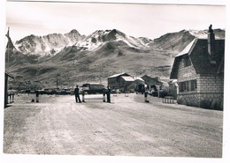 AND-67   PAS DE LA CASA : Fontiere Franco-Andorrana ( Border, Grens,douane) - Andorre