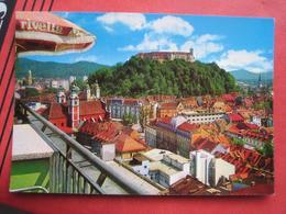 Ljubljana / Laibach - Panorama - Slovenia