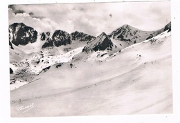 AND-68   PAS DE LA CASA : Pujada  Al PORT BLANC - Andorre