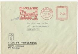 Luxembourg: Rumelange - Musée Des Mines De Fer - Minerals