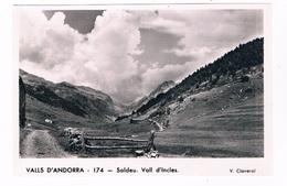 AND-70   SOLDEU : - Andorre