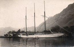 VELIERO - KOTOR - CATTARO - Sailing Vessels