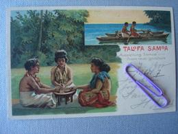 TALOFA SAMOA IN 1900 - Samoa