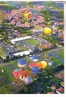 PARACHUTISME   A MIRANDE  LA JOLIE LA COUNTRY S ENVOLE   CPM  TBE AV313 - Parachutisme