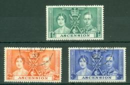 Ascension: 1937   Coronation    Used - Ascension