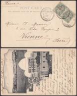 "Maroc 1903 - CP  MOGADOR "" Continental Hôtel ""   (6G19465) DC1518 - Lettres & Documents"