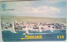 314CFKD   Millennium 10 Pounds - Falkland