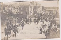 76 Forges Les Eaux Carte Photo  Revue Du    14 Juillet 1919 - Forges Les Eaux
