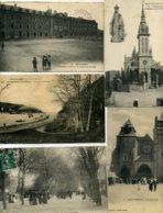 22 - SAINT-BRIEUC - LOT DE 45 CARTES ANCIENNES - PAS DE CARTES GLACEES - Postcards