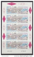 Monaco 1997 Exposition Philatelique Internationale M/s Imperforated   ** Mnh (41682) - Blokken