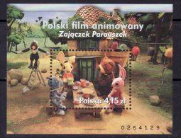 POLAND 2012 ANIMATED FILM MS MNH - 1944-.... Republik