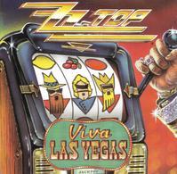 """ZZ Top   """"  Viva Las Vegas  """" - Vinyl Records"""