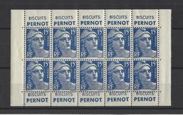 FRANCE. YT  N° 886a Neuf ** 1951 - France