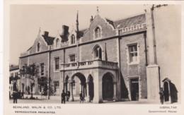 GIBRALTER - GOVERNMENT HOUSE - Gibraltar