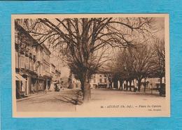 Aulnay, 1934. - Place Du Canion. - Aulnay