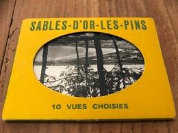 Sables D'or Les Pins 10 Vues Choisies - Autres Communes