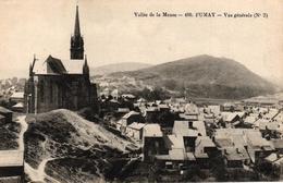 VALLEE DE LA MEUSE - FUMAY -08- VUE GENERALE - Fumay