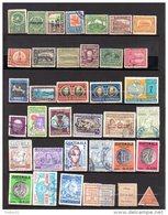 GUATEMALA - Cote 142,40 € - 2 Scans - Guatemala