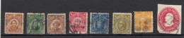 Philippines   USA  Lot De 8 Timbres - Philippines
