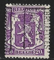 Brussel 1937  Nr. 6052B - Préoblitérés