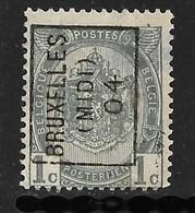 Brussel Midi 1904 Nr. 567Azz - Precancels