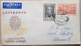 Brazil Lufthansa 1953 - Brazil