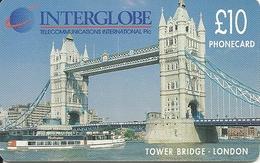 Great Britain: Interglobe - London, Tower Bridge - Other
