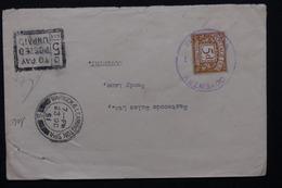 ROYAUME UNI - Taxe De Coventry Sur Enveloppe En 1951 -  L 21047 - Marcofilie