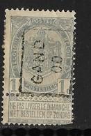 Gent 1900   Nr. 291A - Precancels