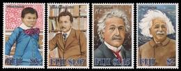 Fidschi 2005 - Mi-Nr. 1132-1135 ** - MNH - Albert Einstein - Fidschi-Inseln (...-1970)